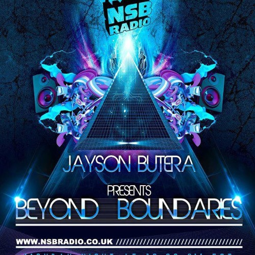 """Seth Vogt guest mix for """"Beyond Boundaries"""" on NSB Radio."""