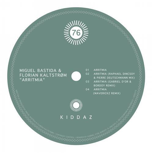 FLORIAN KALSTROM,MIGUEL BASTIDA- Arritmia (Maverickz remix)