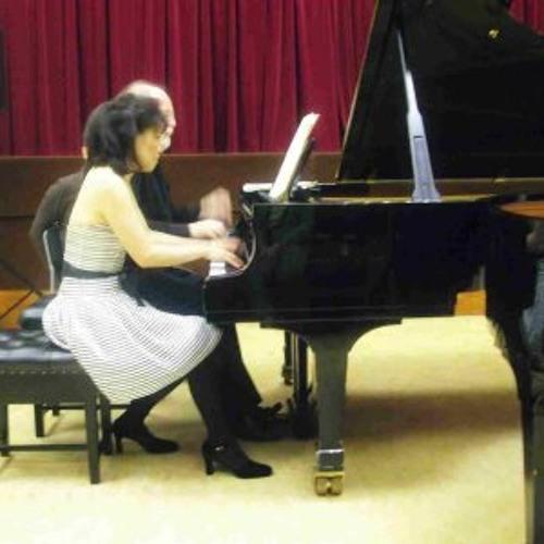 Debussy Petit Suite Piano Duet - Peter Donohoe and Noriko Ogawa