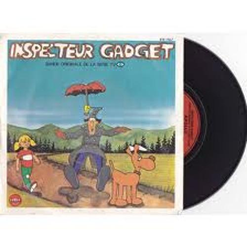 Inspecteur gadget vs Tom Drummond (vinyl)