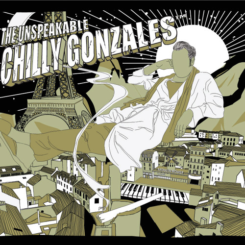 Chilly Gonzales - Party in my Mind