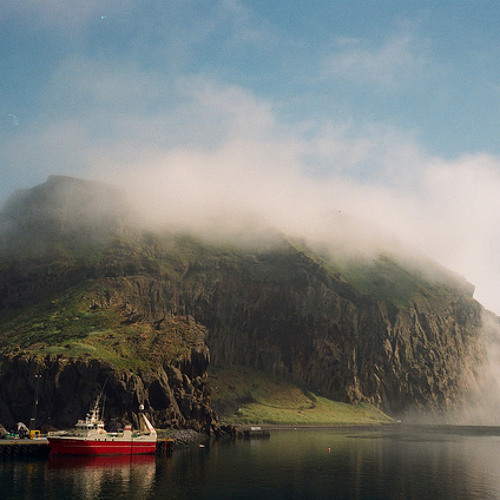 Iceland - Vestmannaeyjar Harbour