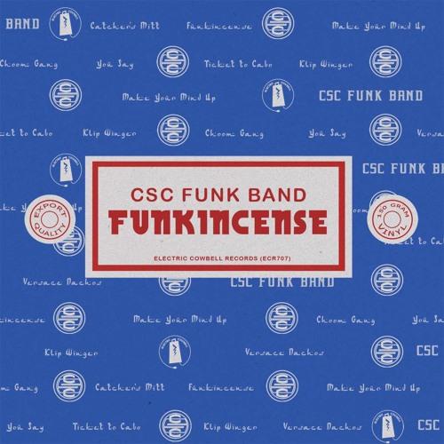 CSC Funk Band - Catcher's Mitt