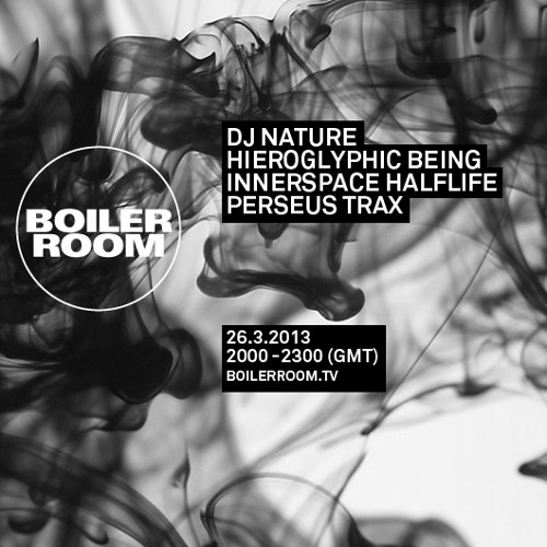 Perseus Trax LIVE in the Boiler Room