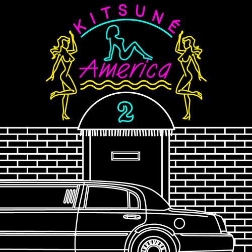 Kitsuné AMERICA 2 MiniMix by Jerry Bouthier