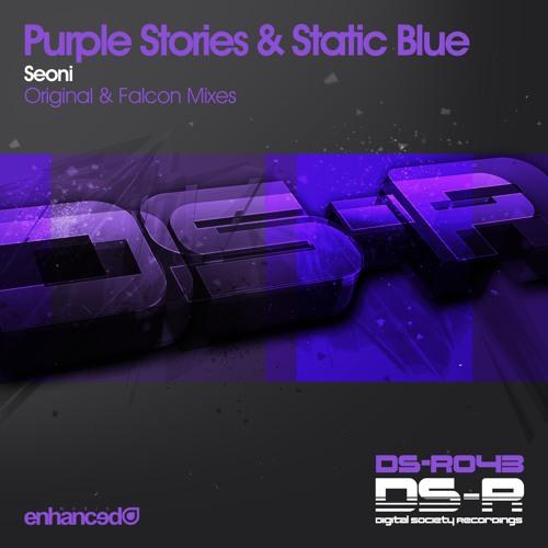 DIGISOC043 : Purple Stories & Static Blue - Seoni (Falcon Remix)
