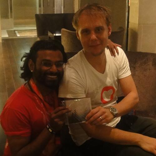 Asot 600 Vinayaka opening set for Armin Van Burren