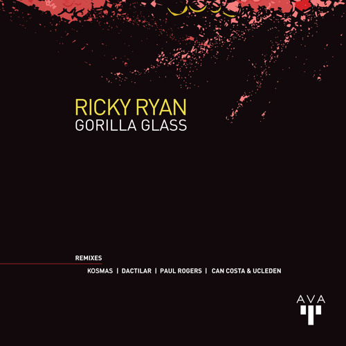 Ricky Ryan - Gorilla Glass (Dactilar Mix) - AVANGARDIA