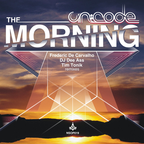 Un:Code - The Morning (Frederic De Carvalho Remix) [No Sense Of Place Records]