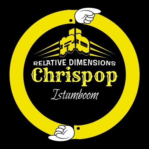 OUT NOW: chrispop - istamboom (free dl via buy)