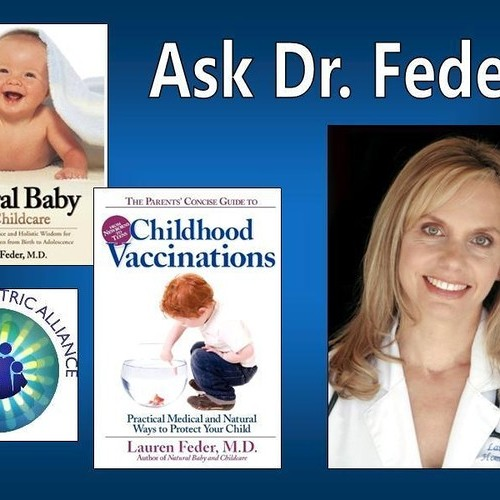 Vaccines, Asthma, Homeopathy and Finding Community - Lauren Feder, MD