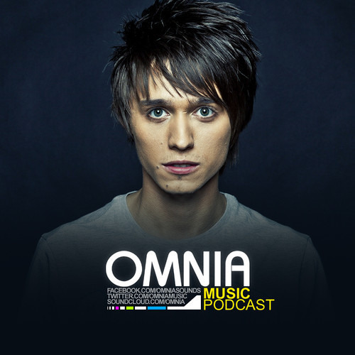 Omnia Music Podcast 007 (incl. Live @ Ministry Of Sound, London) (27-03-2013)