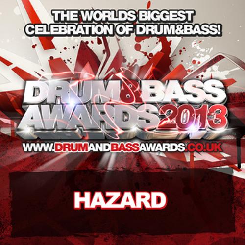 Hazard-Skibadee-Drum and bass awards 2013