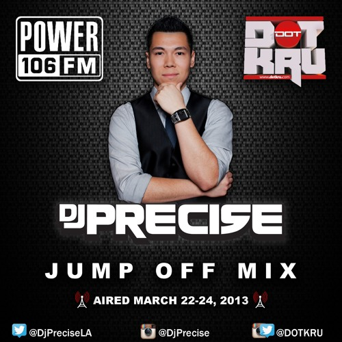 Power 106 Jump Off Mix (March 2013)