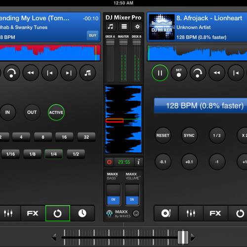 #geekinoutonEDM - DJ Mixer Pro.mix.20130322 001634