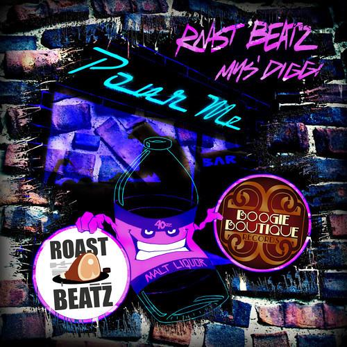 """""""Pour Me"""" feat Mys Diggi (aka) Mystro (Alias & Turbohag Remix)"""