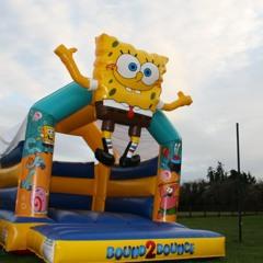 Filthy Bouncy Castle