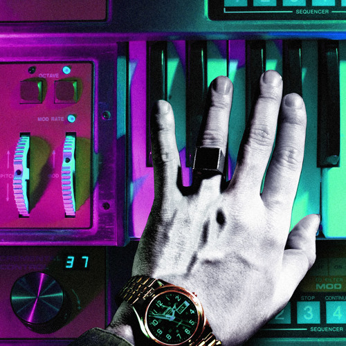 CHROMATICS / TICK OF THE CLOCK (Visione's The Stroke Of Midnight Remix)