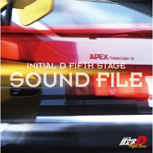 Initial D Fifth Stage SOUND FILE - PROJECT.D III