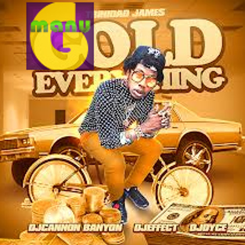 All Gold Everything (Explicit) - manuG [beat remake]