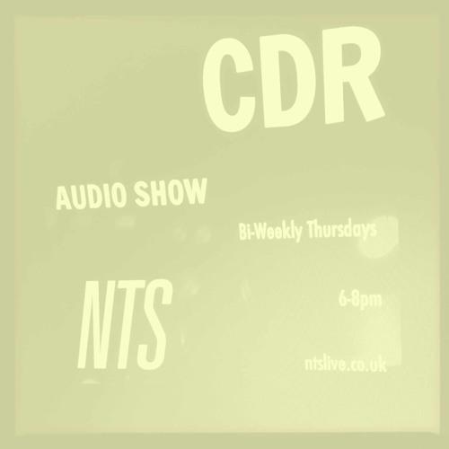 CDR AUDIO SHOW 23-03-2013