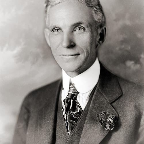 Peter Kingstone on Henry Ford