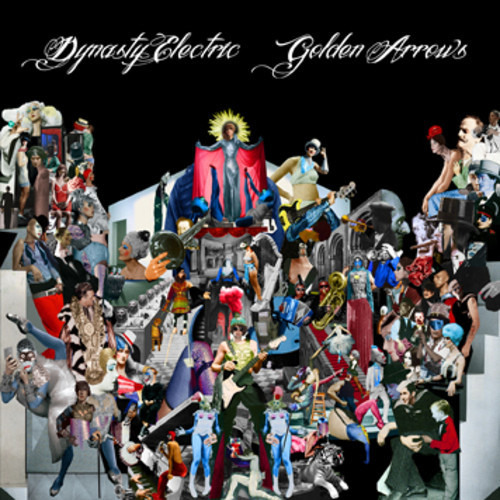 Dynasty Electric - Golden Arrows (Tonelero Remix)