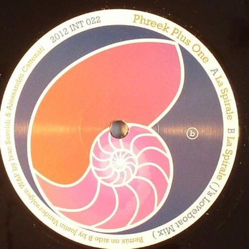 Phreek Plus One - La spirale - j's loveboat mix