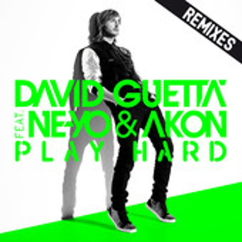 David Guetta - Play Hard (feat. Ne-Yo & Akon)