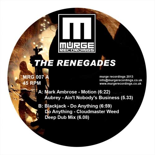 Aubrey - Ain't Nobdy's Business (Murge Recordings007)