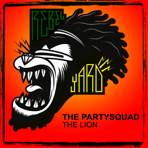 The Partysquad - The Lion (radio edit)