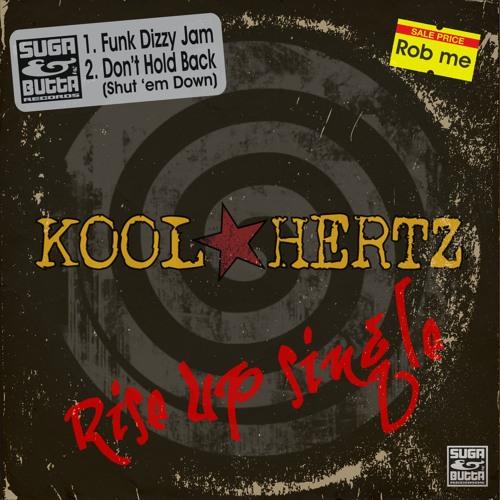 KOOL★HERTZ - RISE UP SINGLE - SBRUK002 - SAMPLER