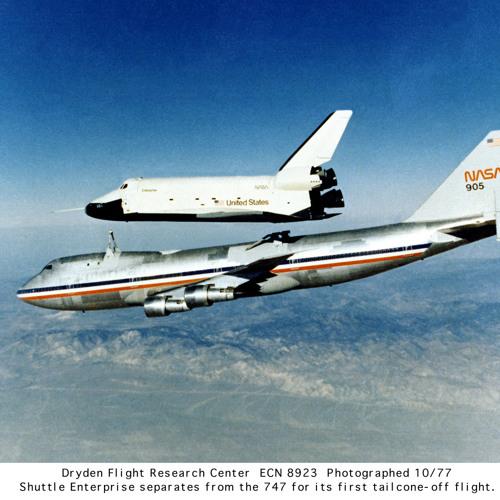 Space Shuttle Requiem - Enterprise