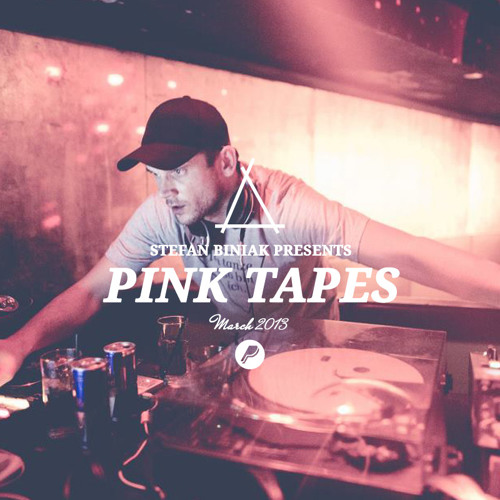 Stefan Biniak - Pink Tape March 2013