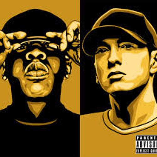 Jay-Z feat. Eminem - Renegade Live
