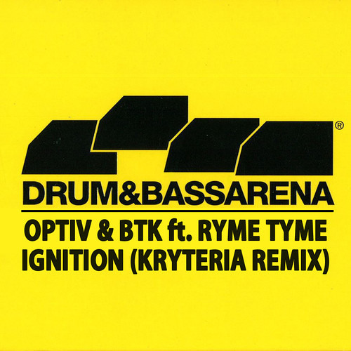 Optiv & BTK Feat. Ryme Tyme-Ignition (Kryteria Remix) FREE DOWNLOAD