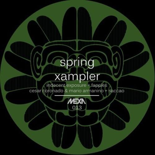 Fapples feat. Raha - Starchild (Original Mix) [Mexa Records]