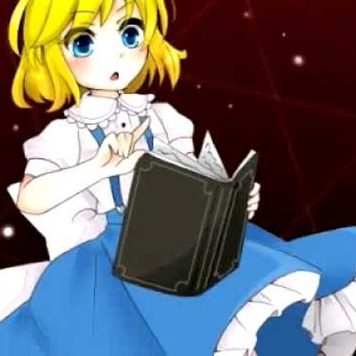 Alice Margatroid - Alice In Wonderland