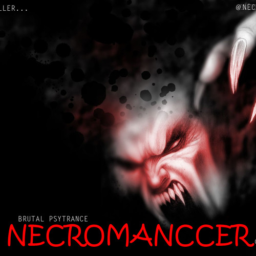 ALIEN DETECTED - NECROMANCCER