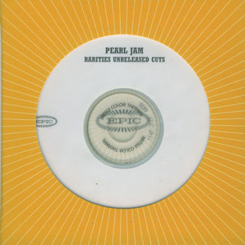 """Pearl Jam - Rarities Unreleased Cuts (Lost Dogs internal promo) - """"Hold On"""""""