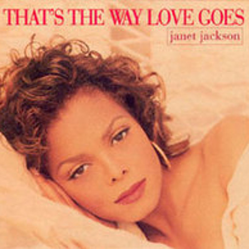 Janet Jackson - That's The Way Love Goes (DJ23's Burned By The Fire Remix) (With Breakdown)