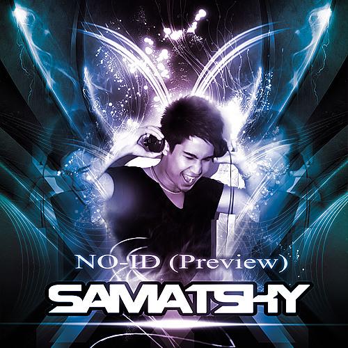 Samatsky - NO-ID (Original Mix) (Preview) (Unmastered)