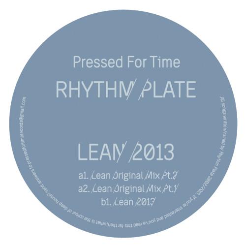PFTV001 - Rhythm Plate Lean 2013 - Preview Clips