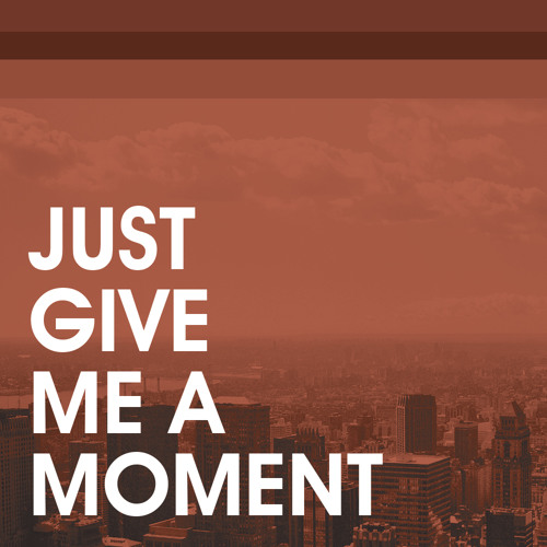 Michael Ashe - Just Give Me A Moment (Unmastered/Preview)
