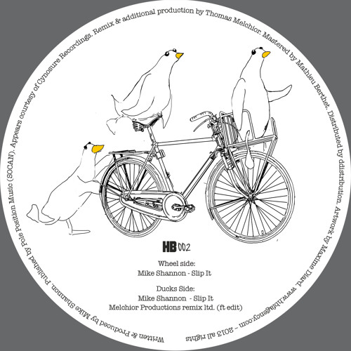 [HB002] A. MIke Shannon - Slip It