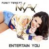 Funky Twinz Ft. N.Kay - Entertain You (@DroDNA Hip Hop RMX)