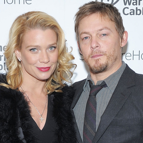 Laurie Holden Admits Whether She's Dating Norman Reedus or Not