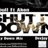 Pitbull Ft Akon Shut It Down - ( It My Down Mix ) DeeJay I. H