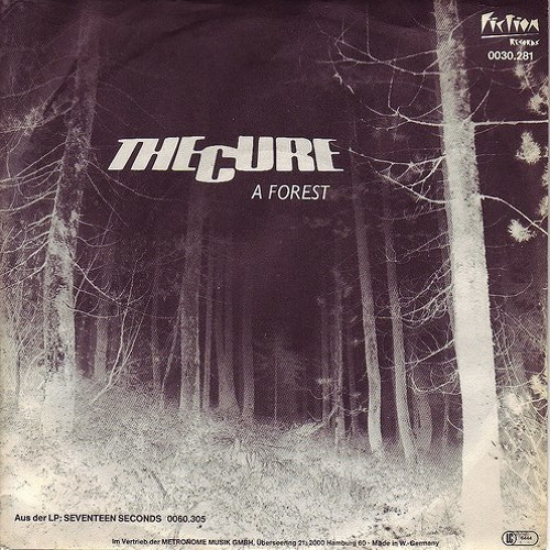 "The Cure - ""A Forest""_Giovanni Ikome & Frankie Foncett Hardbody Afro Tech Mix"