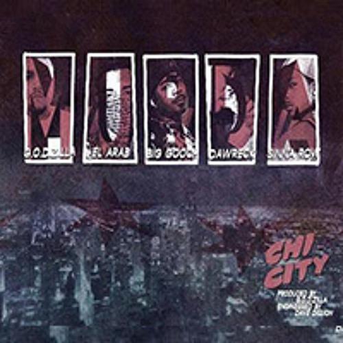 EL ARAB - MURDA feat. G.O.D.ZILLA, BIG GOOCH, DAWRECK, SINNA ROW.  Produced by. G.O.D.Zilla